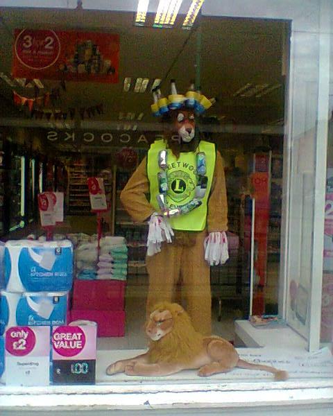 scarecrow shop