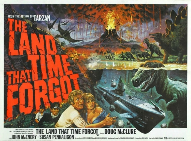 The Land That Time Forgot (1975) — Contains Moderate Peril